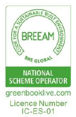 Logo Breeam in use
