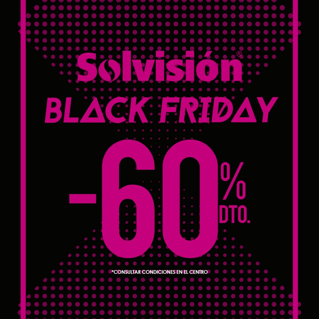 Black Friday Solvision