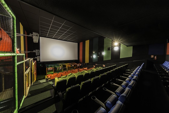 SALA JUNIOR YELMO CINES 2ok